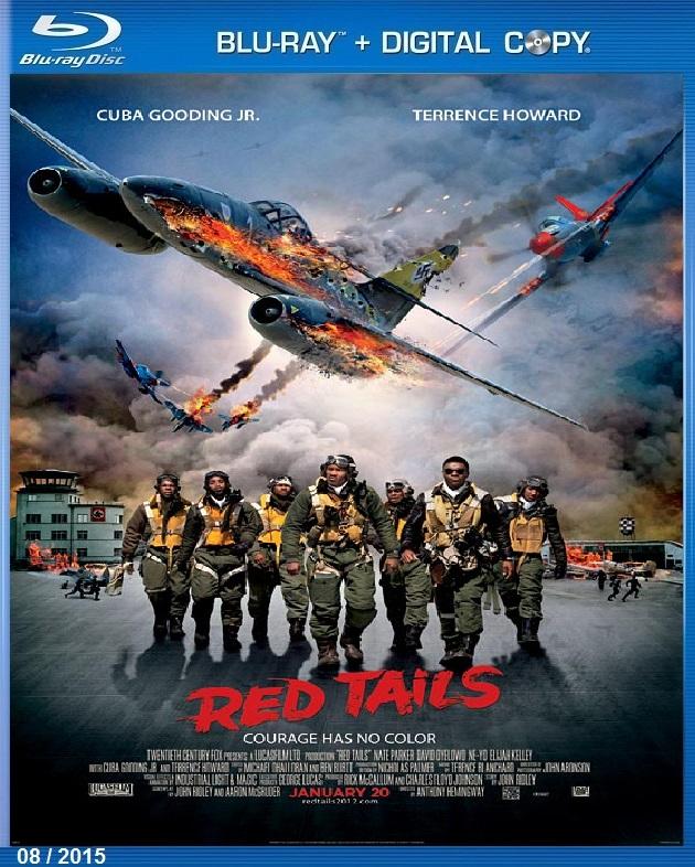 RED TAILS (2012) เสืออากาศผิวสี [MASTER][1080P] [SOUNDTRACK บรรยายไทย]