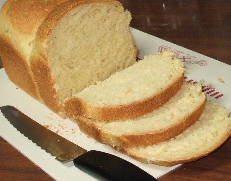 Pão de Okara (vegana)