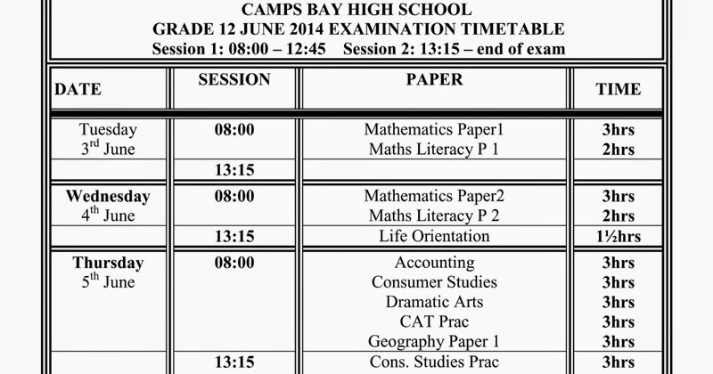 grade 10 mathematics june exam papers Past exam papers for: grade 11, all subjects, set in all years sign up / log in exam paper: grade 11 june 2014 p2: mathematics: grade 11: 2014: english: exam paper:.