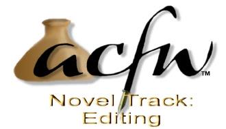 ACFW Novel Track: Editing