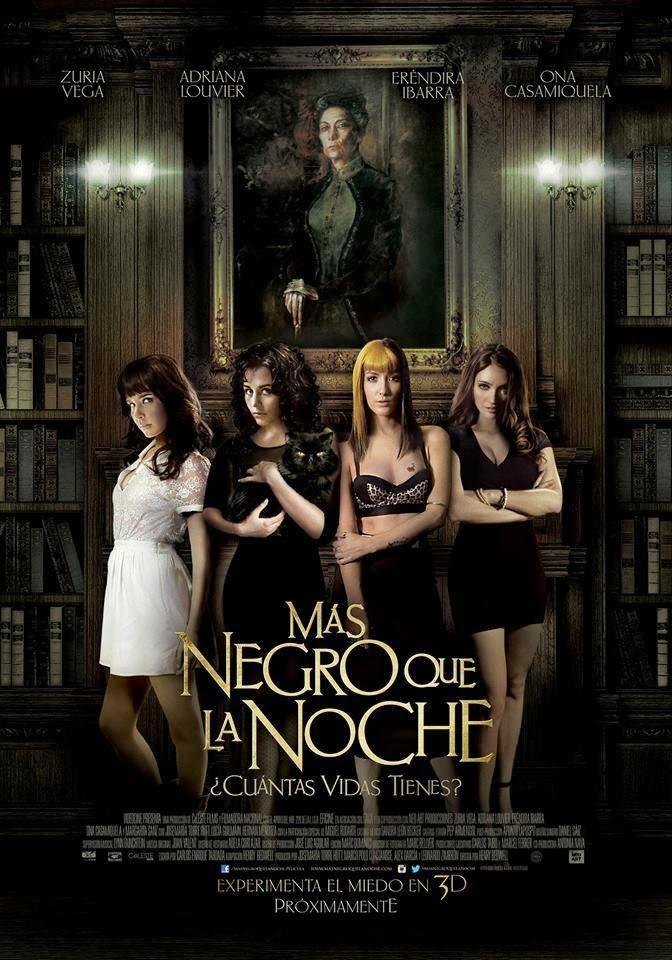Mas Negro que la Noche – DVDRIP LATINO