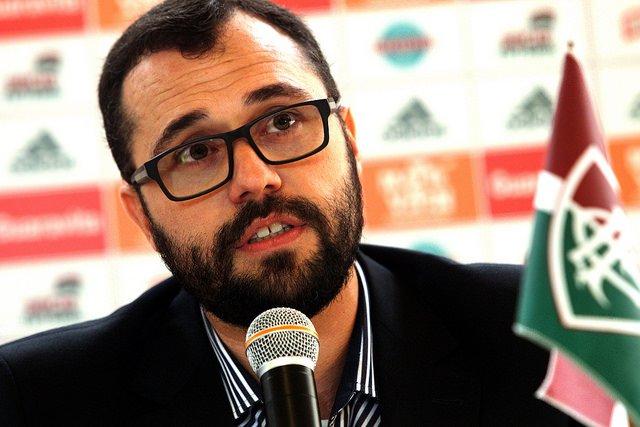 Advogado e vice de futebol, Mario Bittencourt enviará um documento à CBF tratando da arbitragem (Foto: Nelson Perez/FFC)