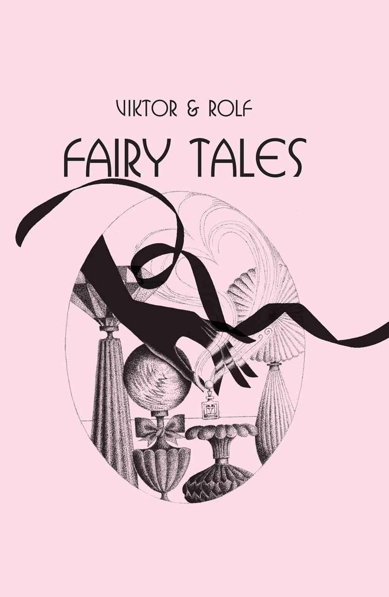 Viktor & Rolf Fairy Tales Book launch / via fashioned by love