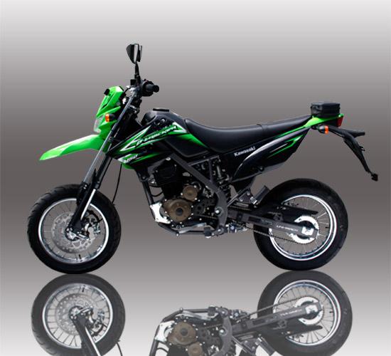 Kawasaki D Tracker  Mini