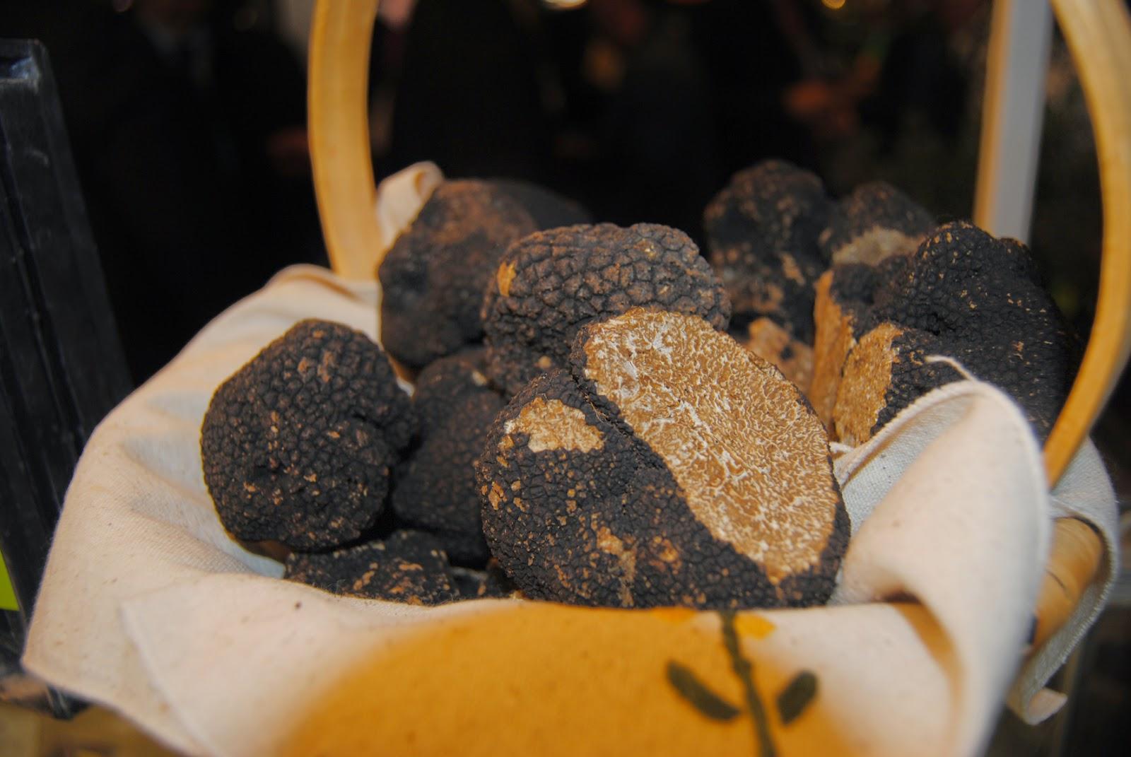 Trufa Negra XIII Feria de la Trufa de Soria Abejar