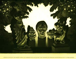 Greg Harrison mezzotint print