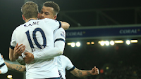 Norwich City vs Tottenham Hotspur 0-3 Video Gol & Highlights