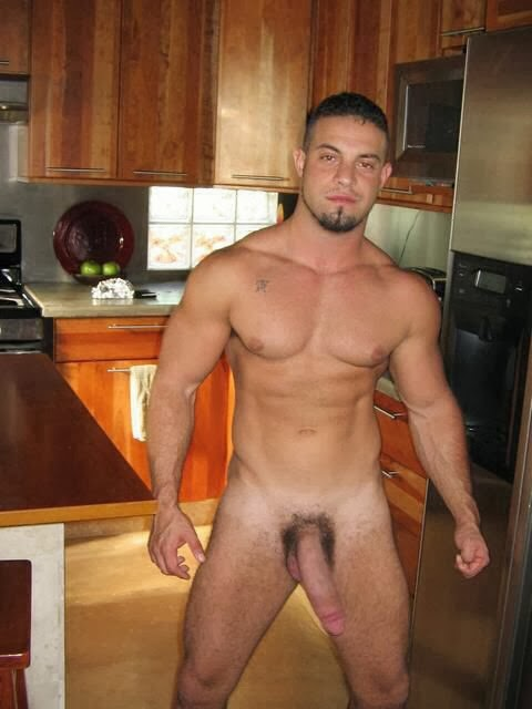 hot nude guy: