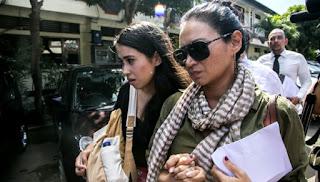 KASUS ANGELINE : Ternyata Putri Margreith Adalah Mantan Tentara AL Amerika Serikat