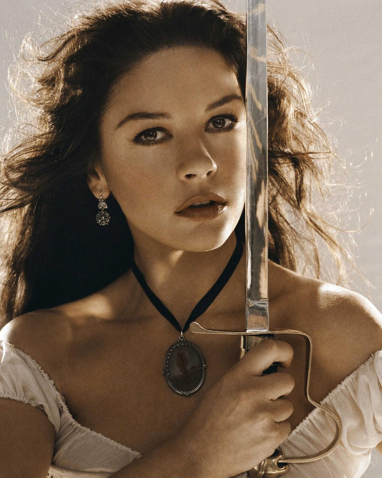 Celebrities, Movies an... Catherine Zeta Jones Movie
