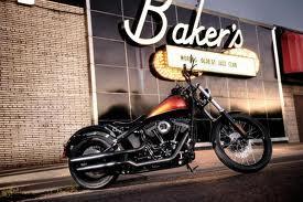 2011 Harley Davidson Blackline Image