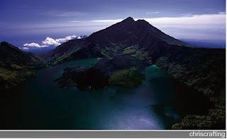 tempat wisara,objek wisata,gunung rinjani