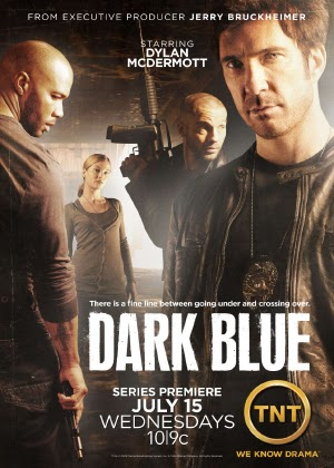 Sắc Phục Xanh - Dark Blue Vietsub - 2002