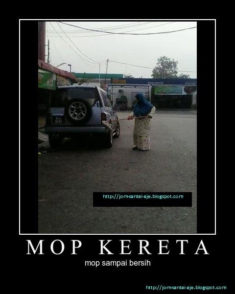 MOP KERETA