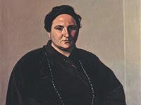 Félix Valloton, Portrait de Gertrude Stein, 1907