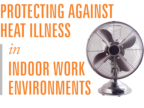 workers compensation, heat illness, protection