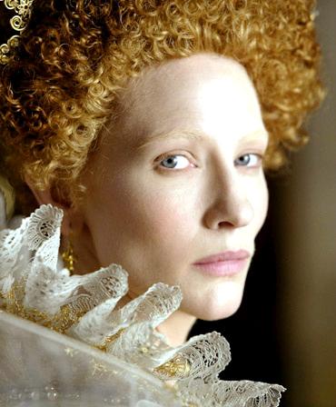 Cate Blanchett Elizabeth I
