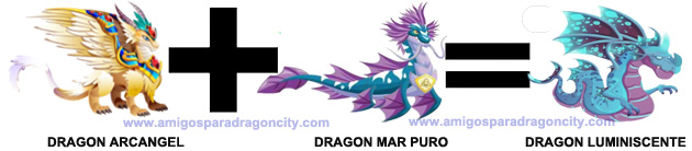 como sacar el dragon luminiscente en dragon city 1