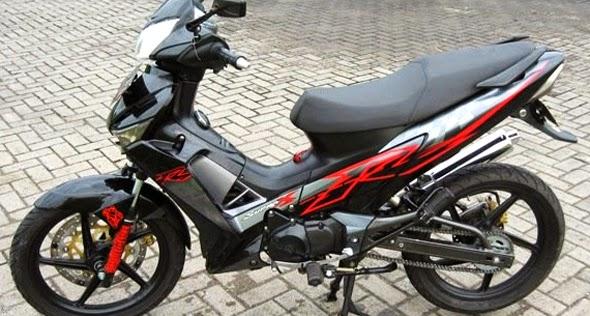 mengenai kumpulan Foto dan GAmbar Modifikasi motor Honda Supra X 125  title=