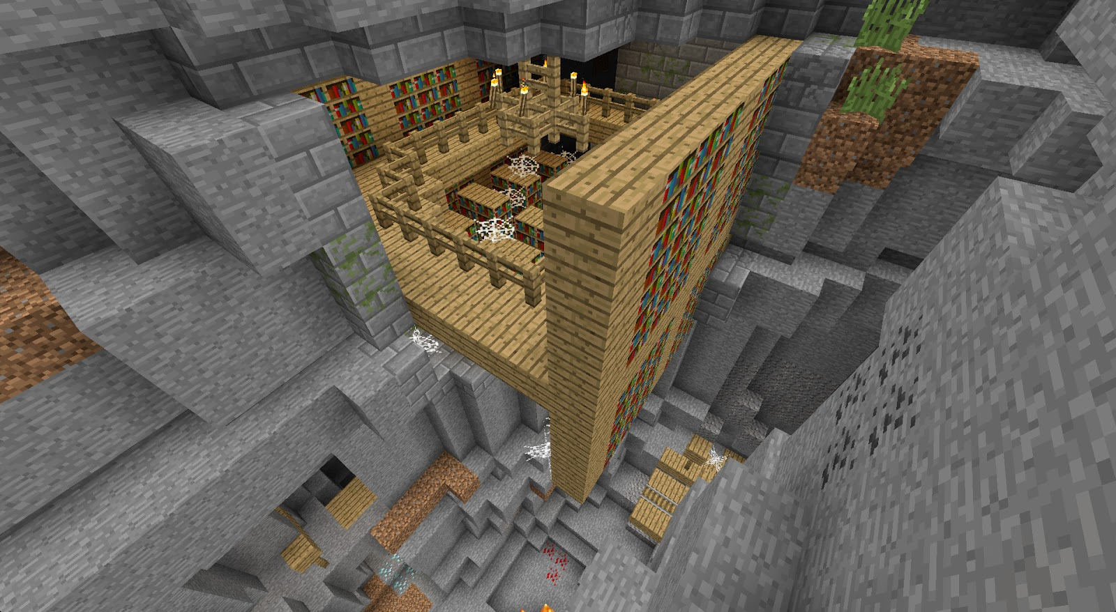 tuesday 12 march 2013 - Biggest Minecraft House In The World 2013
