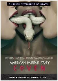 Capa Baixar Série American Horror Story 3ª Temporada Episódio 01   (S03E01) Baixaki Download