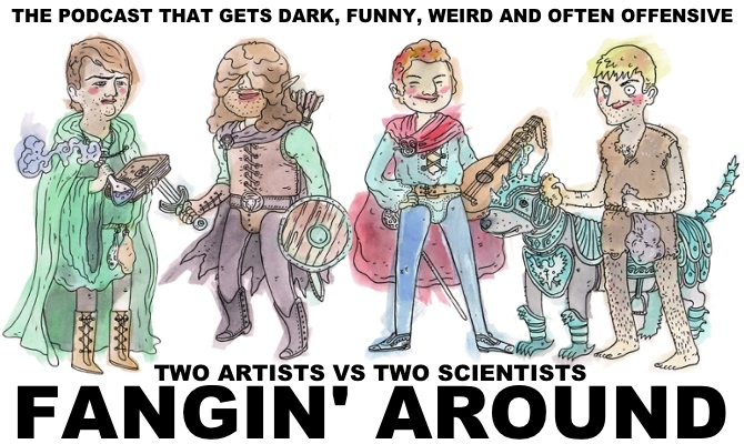 Fangin' Around Podcast