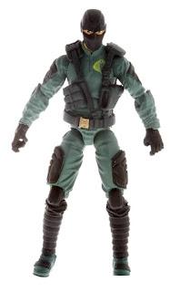 Hasbro GI Joe Retaliation Cobra Night Viper figure