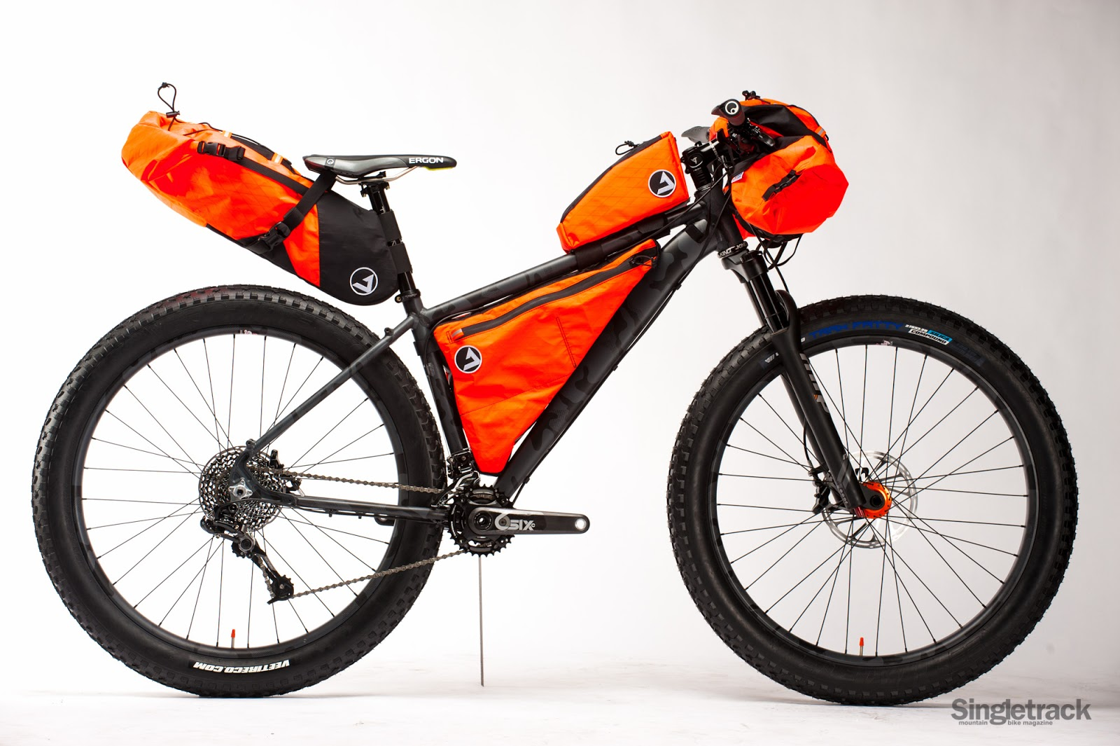 J Paks Adventure Cycling Frame Bags Sunday Morning Thoughts On