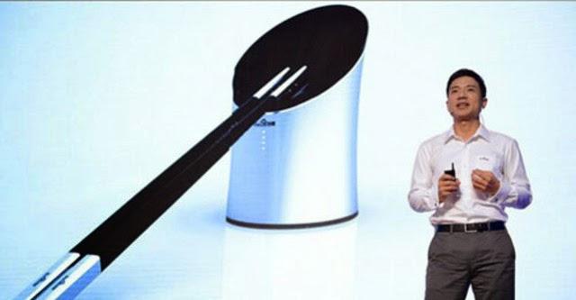 Baidu ra mắt đũa phát hiện chất độc