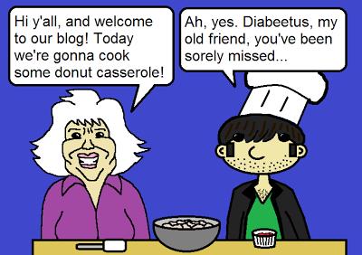 Paula Deen diabetes funny