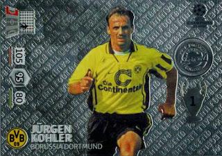 Kohler legend