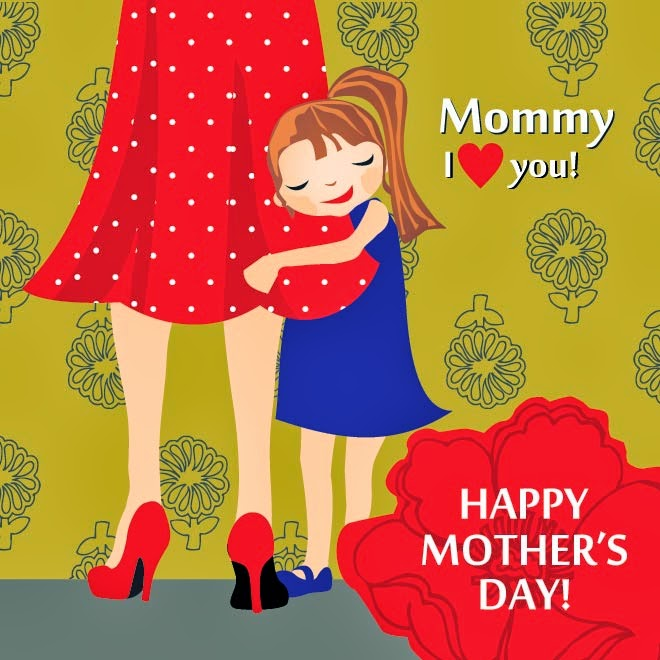 Happy Mother's Day!   vintage happy mothers day   viBASH   mamasVIb   mothers day uk
