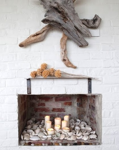 Driftwood wall art roselawnlutheran for Driftwood wall