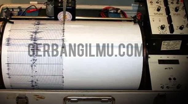 Alat Pengukur Gempa I Ips Geografi Gerbangilmu