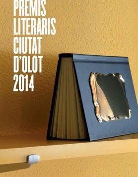 Premis Literaris Ciutat d'Olot 2014