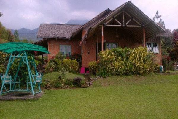Sewa Villa Air Terjun Bogor