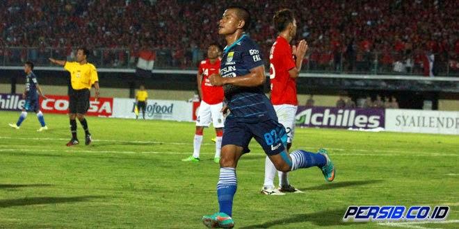 Persib Bandung Taklukkan Bali United 1-0