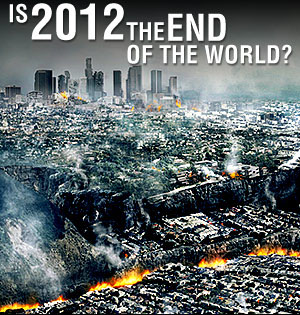 How to prepare for the end of the world