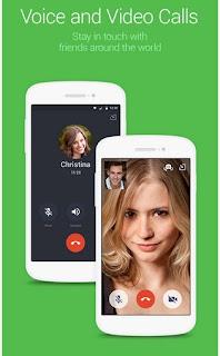 Cara Nelpon Video Call Dengan Line