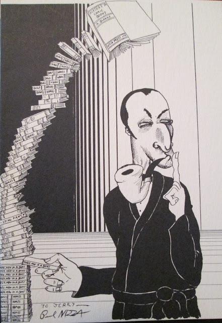 Paul Nizza Sherlock Holmes