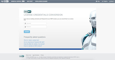 Eset nod 32 antivirus code conversion