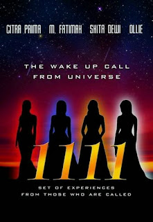 Buku 1111 - The Wake Up Call from Universe