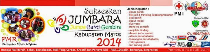 Jumbara 2014 PMI Kabupaten Maros