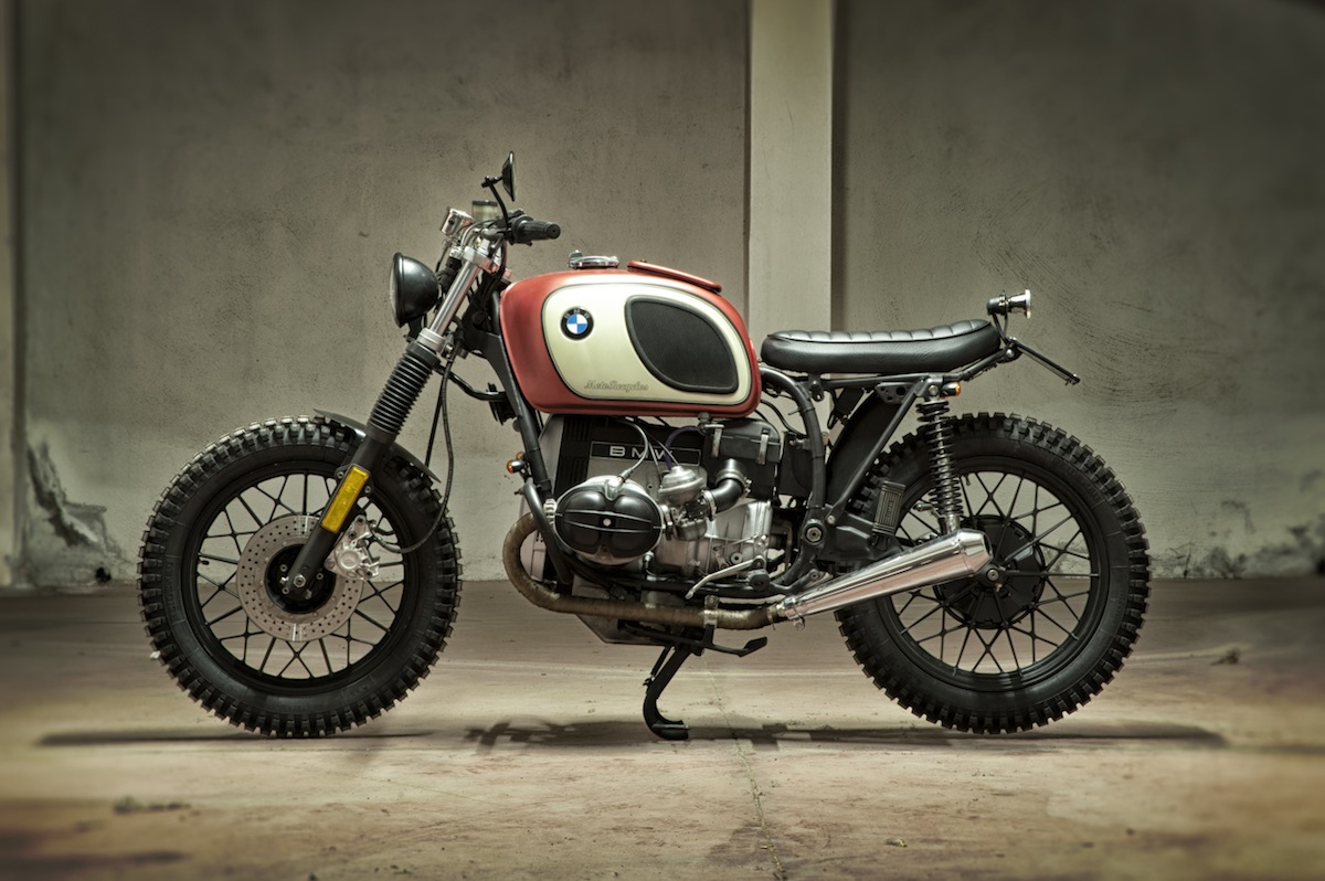 r45 by motorecyclos inazuma caf racer. Black Bedroom Furniture Sets. Home Design Ideas