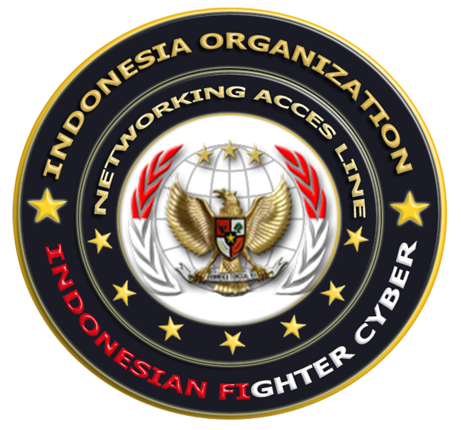 Indonesian Fighter Cyber