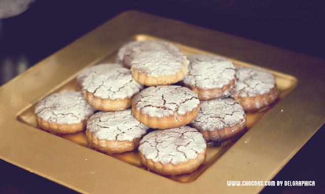 Polvorón - dulce navidad