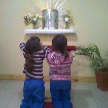 Oración de niños