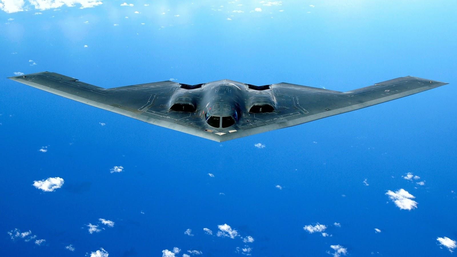 B2 Spirit Stealth Bomber