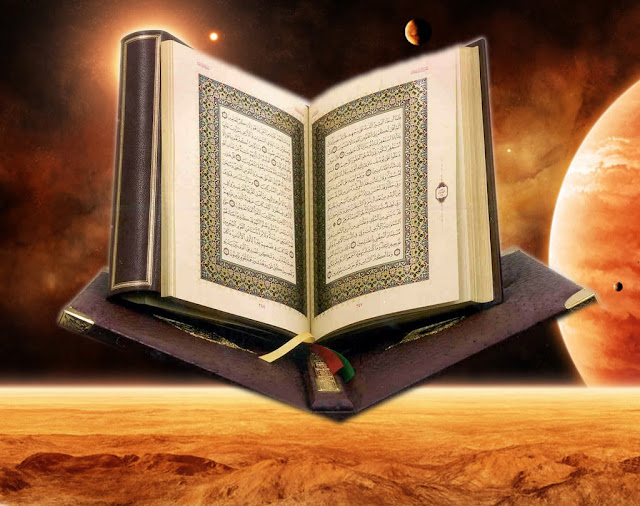 Aliens Wrote The Quran? Proof It Wasn't Written By Humans