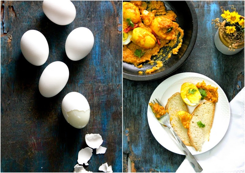 Mughlai Egg Curry Recipe